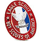 Eagle Rank Staff Shield