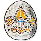 Rank Tenderfoot Staff Shield