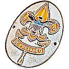 First Class Rank Staff Shield