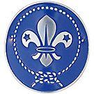 World Crest Staff Shield