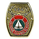 National Camping School Oval Staff Shield