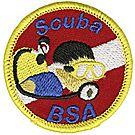BSA® Scuba Emblem