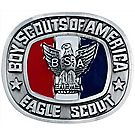 BSA®/Eagle Belt Buckle