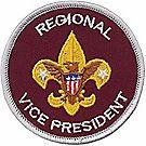 Regional Vice President Emblem