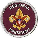 Region President Emblem