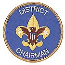 District Emblem - Chairman