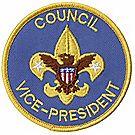 Vice President Council Emblem