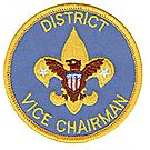District Emblem - Vice Chairman