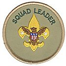 Varsity Scout Team Badges