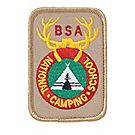 National Camping School Participant Emblems