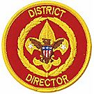 District Emblem - Director