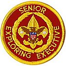 Senior Explorer Executive Emblem