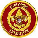 Explorer Executive Emblem