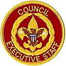 Council Executive Staff Emblem