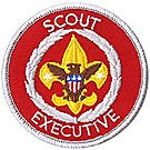 Scout Executive Emblem