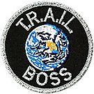 T.R.A.I.L. Boss Emblem