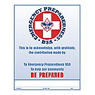 Emergency Preparedness Certificate
