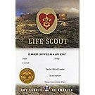 Life Pocket Certificate, Single