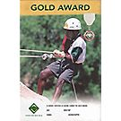 Venturing Gold Award Pocket Certificate