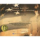 National Youth Leader Training Certificate