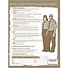 Leader Uniform Inspection Form