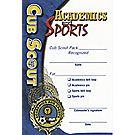 Cub Scouts® Academics and Sports Pocket Certificate, Single