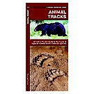 Pocket Naturalist® Guide Animal Tracks Pocket Guide