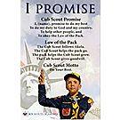 Cub Scout Promise Certificate