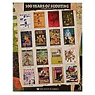 100 Years of Scouting Poster