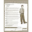 Webelos Uniform Inspection Form