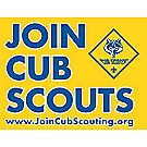 Join Cub Scouting Yard Sign 26 x 20 (50pk)