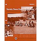 Varsity Scout Program Features Pamphlet, No. 3