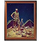 Scoutmaster Framed (Print/Canvas)