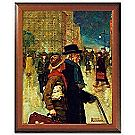 A Daily Good Turn, 1918 Framed (Print/Canvas)