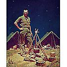 Scoutmaster Unframed (Print/Canvas)