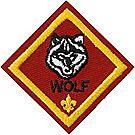 Wolf Rank Emblem