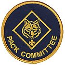 Pack Committee Emblem