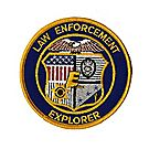 E Law Enforcement Emblem