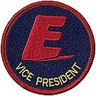 E Vice President Emblem