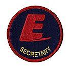 E Secretary Emblem