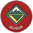 Venturing Leader Emblem - Advisor