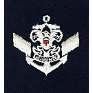 Sea Scout Assistant Crew Leader Emblem - Blue