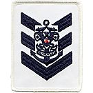 Sea Scout Boat Mate Emblem - White