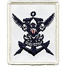 Sea Scout Insignia, Yeoman (White Cloth)