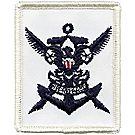 Sea Scout Insignia, Yeoman (White Cloth)