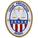 Crime Prevention Emblem