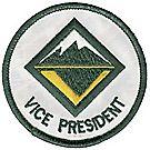 Venturing Vice President Emblem