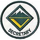 Venturing  Secretary Emblem