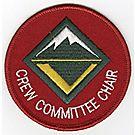 Venturing Leader Emblem - Crew Committee Chairman