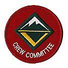 Venturing Leader Emblem - Crew Committee